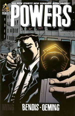 POWERS (2004 2ND SERIES) #27