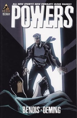 POWERS (2004 2ND SERIES) #28