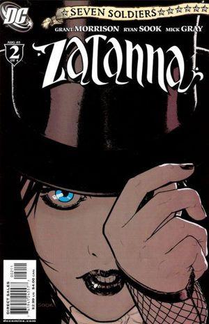 SEVEN SOLDIERS ZATANNA (2005) #2