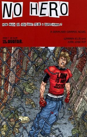 NO HERO (2008) #1