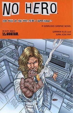 NO HERO (2008) #2