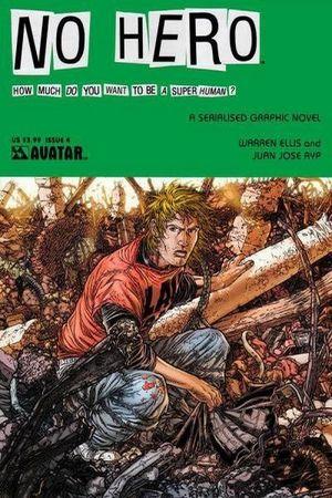 NO HERO (2008) #4