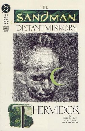 SANDMAN (1989 2ND SERIES) #29