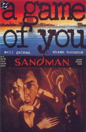 SANDMAN (1989 2ND SERIES) #32