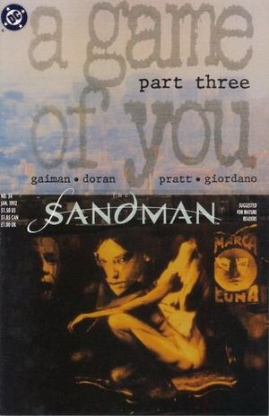 SANDMAN (1989 2ND SERIES) #34