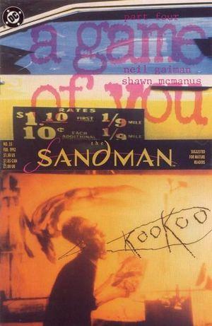 SANDMAN (1989 2ND SERIES) #35