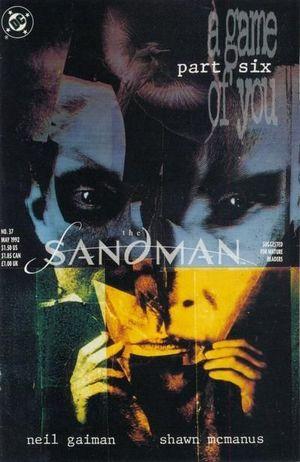 SANDMAN (1989 2ND SERIES) #37
