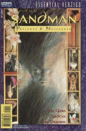 ESSENTIAL VERTIGO SANDMAN (1996) #1