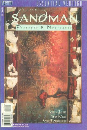 ESSENTIAL VERTIGO SANDMAN (1996) #4