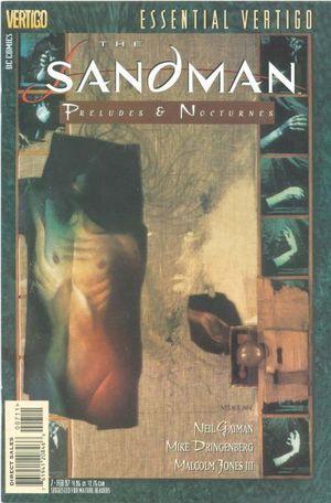 ESSENTIAL VERTIGO SANDMAN (1996) #7