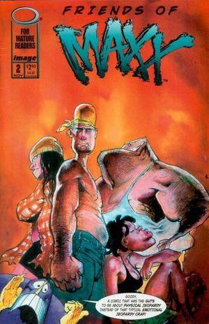 FRIENDS OF MAXX (1996) #2