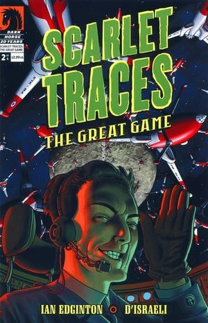 SCARLET TRACES THE GREAT GAME (2006) #2
