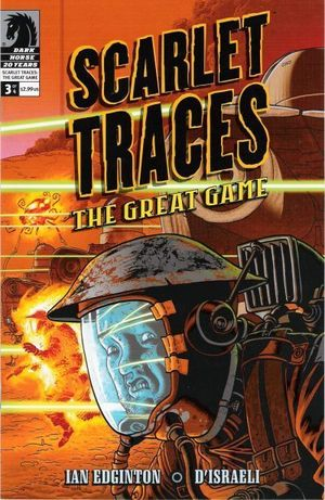 SCARLET TRACES THE GREAT GAME (2006) #3