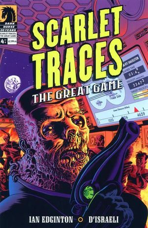 SCARLET TRACES THE GREAT GAME (2006) #4