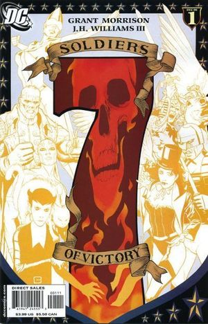 SEVEN SOLDIERS (2005) #1