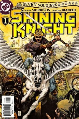 SEVEN SOLDIERS SHINING KNIGHT (2005) #1
