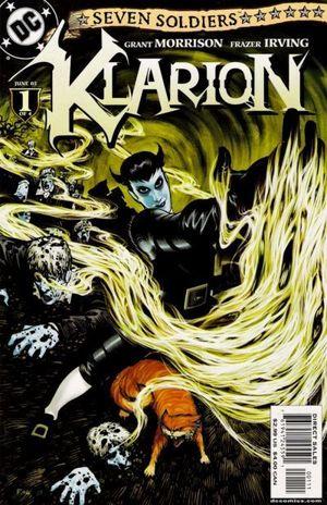 SEVEN SOLDIERS KLARION THE WITCH BOY (2005) #1