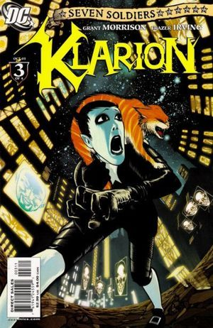 SEVEN SOLDIERS KLARION THE WITCH BOY (2005) #3