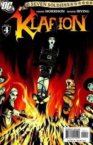 SEVEN SOLDIERS KLARION THE WITCH BOY (2005) #4