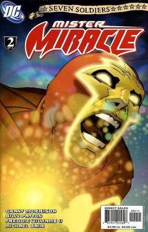 SEVEN SOLDIERS MISTER MIRACLE (2005) #2