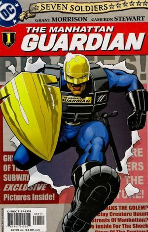 SEVEN SOLDIERS GUARDIAN (2005) #1