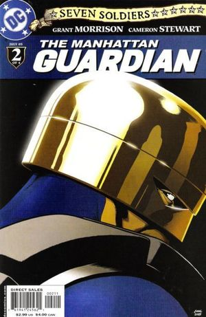 SEVEN SOLDIERS GUARDIAN (2005) #2