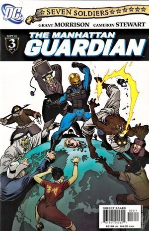 SEVEN SOLDIERS GUARDIAN (2005) #3