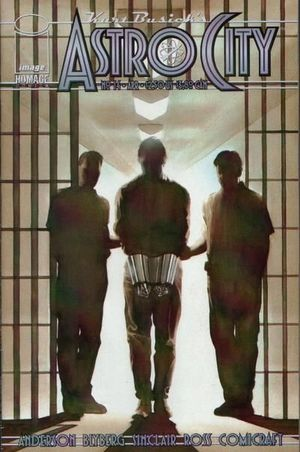 ASTRO CITY (1996 2ND SERIES) #14
