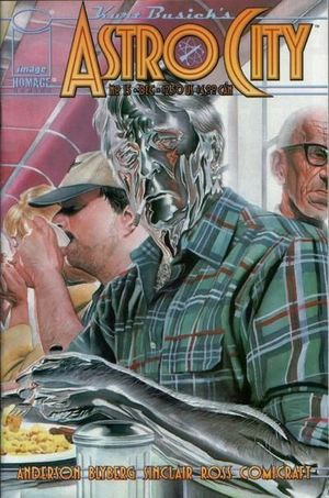 ASTRO CITY (1996 2ND SERIES) #15