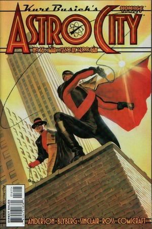 ASTRO CITY (1996 2ND SERIES) #16
