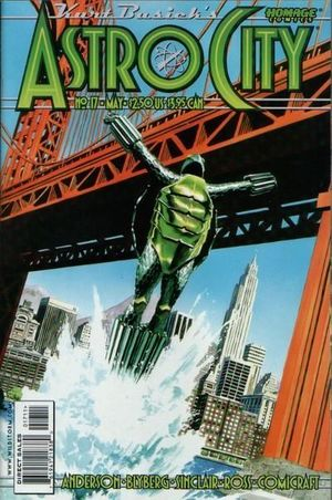 ASTRO CITY (1996 2ND SERIES) #17