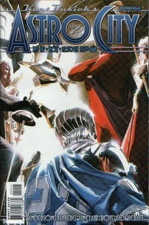 ASTRO CITY (1996 2ND SERIES) #19