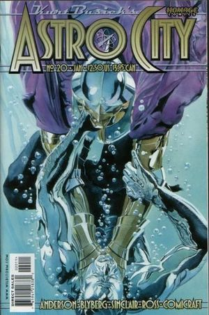 ASTRO CITY (1996 2ND SERIES) #20