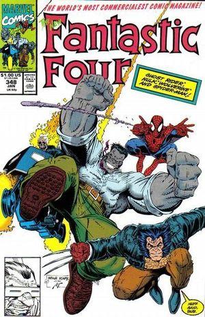 FANTASTIC FOUR (1961 1ST SERIES) #348