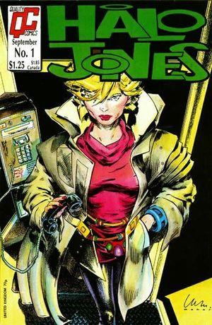 HALO JONES (1988) #1