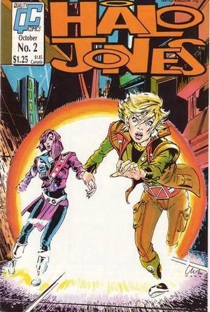 HALO JONES (1988) #2