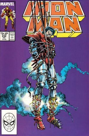 IRON MAN (1968 1ST SERIES) #232