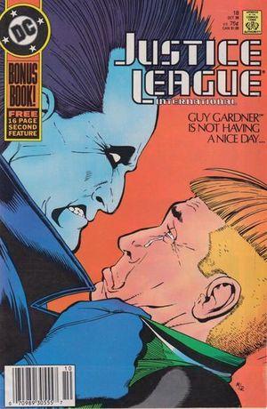 JUSTICE LEAGUE AMERICA (1987) #18