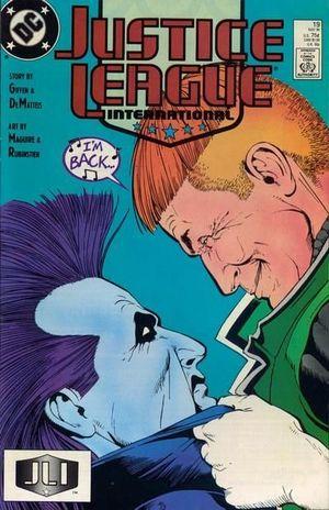 JUSTICE LEAGUE AMERICA (1987) #19