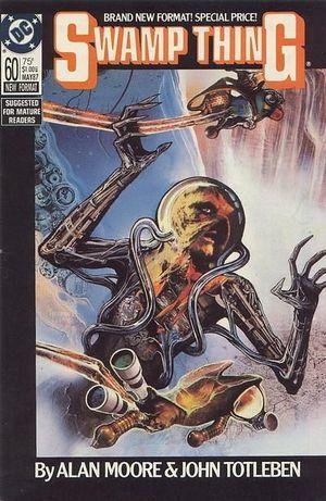 SWAMP THING (1982 2ND SERIES) #60