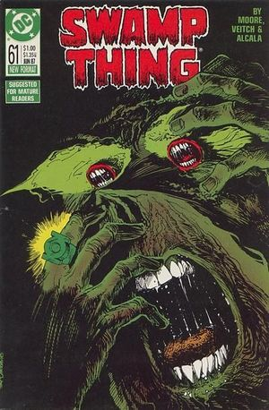 SWAMP THING (1982 2ND SERIES) #61