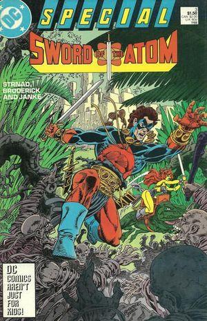 SWORD OF THE ATOM SPECIAL (1984) #3