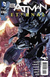 BATMAN ETERNAL (2014) #12