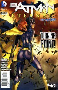BATMAN ETERNAL (2014) #28