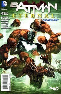 BATMAN ETERNAL (2014) #29