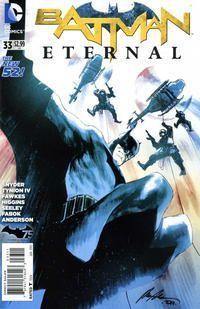 BATMAN ETERNAL (2014) #33