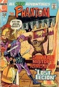 PHANTOM (1962) #50