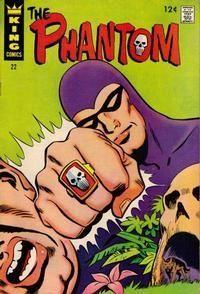 PHANTOM (1962) #22
