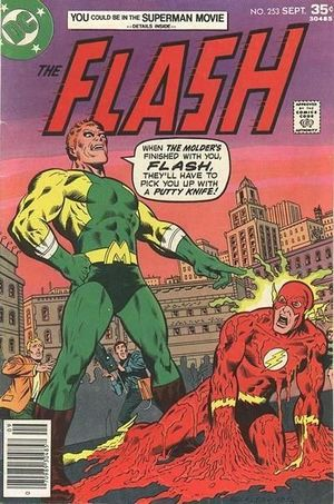 FLASH (1959 1ST SERIES) #253