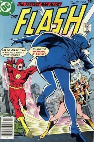 FLASH (1959 1ST SERIES) #251